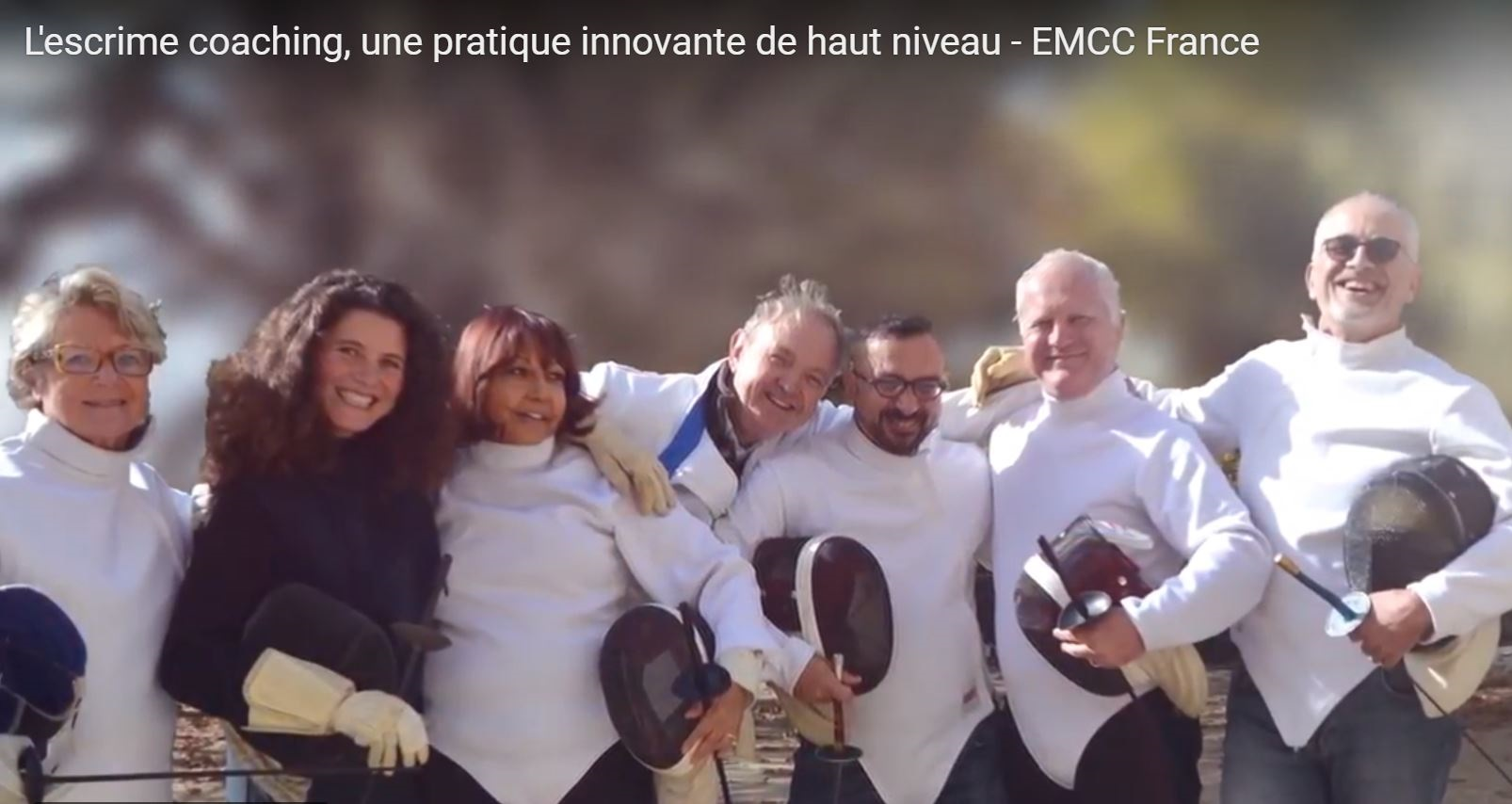 L'EMCC France à l'escrime-coaching